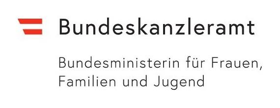 Logo Bundeskanzleramt Frauen, Familien und Jugend