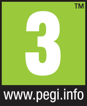PEGI Alterskennzeichnung 3