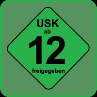 Kennzeichen USK: Freigegeben ab 12 Jahren