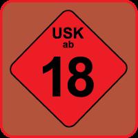 Kennzeichen USK: Freigegeben ab 18 Jahren