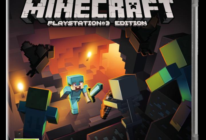 Cover: Ein pixeliger Minenarbeiter betritt mit Schwert bewaffnet eine Höhle
