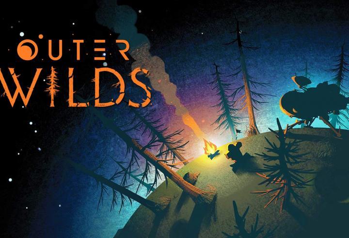 Titelbildschirm des Spiels